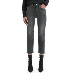 New with tags! Levi's Wedgie straight Jeans